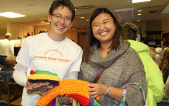 Decorah Scarf Project and Community Action Against Bullying Event