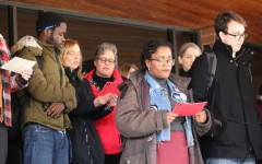 Just Action group creates dialogue about racial inequality at Luther