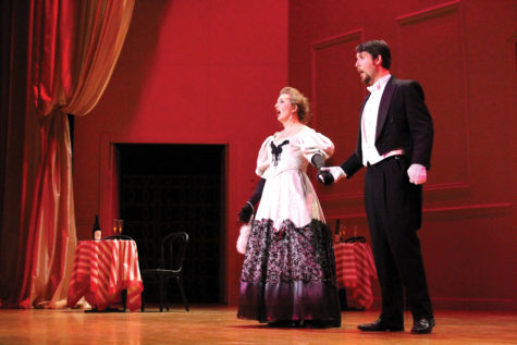 "Luther College Music  Department presents ""The Merry Widow"""