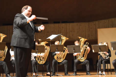 Luther brass ensembles in concert