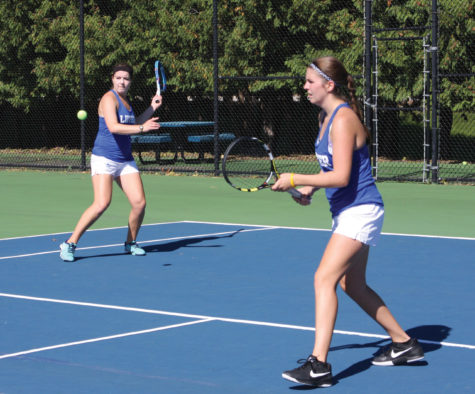 Women's tennis: conference champs