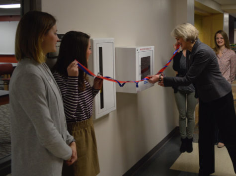 LSNA fundraises, installs new AED