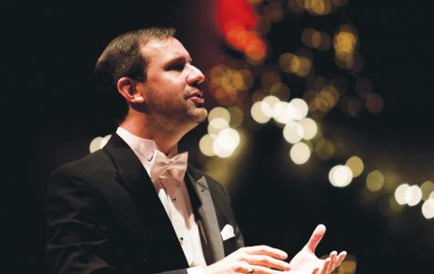 Andrew Last named new Nordic Choir director