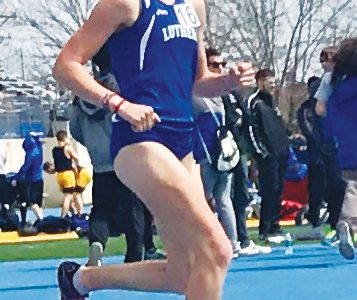 Track competes in Viking Olympics