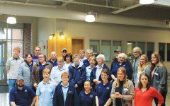 SHOC celebrates  Custodian Appreciation Day