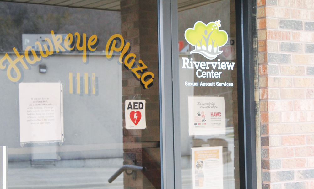 Riverview Center provides medical and legal resources for survivors of sexual assault and domestic violence.