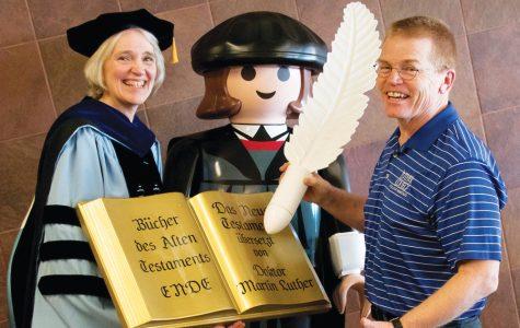 Grant brings mini Martins to campus through grant