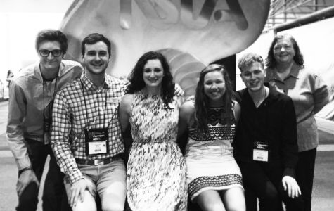Education students travel to California convention