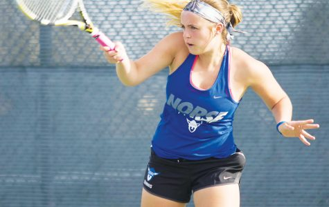 Women's Tennis wins runner-up in Automatic Qualifier Tournament