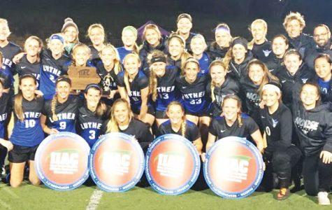 Women's Soccer Senior Legacy