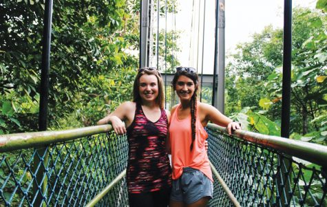 Luther education majors  student teach abroad