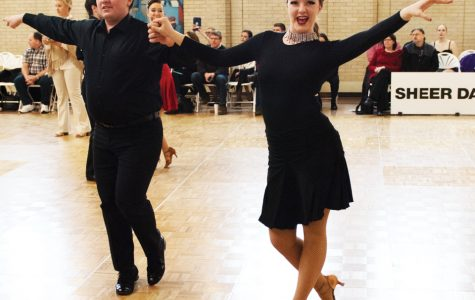 Ballroom and Swing takes Dance fest