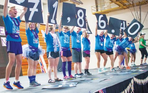 Dance Marathon raises record funds in fourth annual event