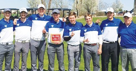 Men's Golf competes in Augustana-Rock Island Invitational
