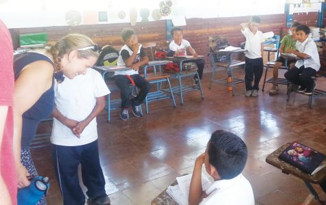 Students complete mission work in Costa Rica and Nicaragua