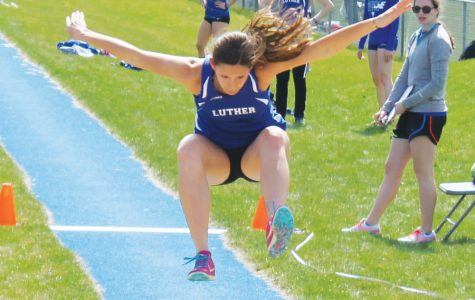 Norse hold 51st annual Norse Relays