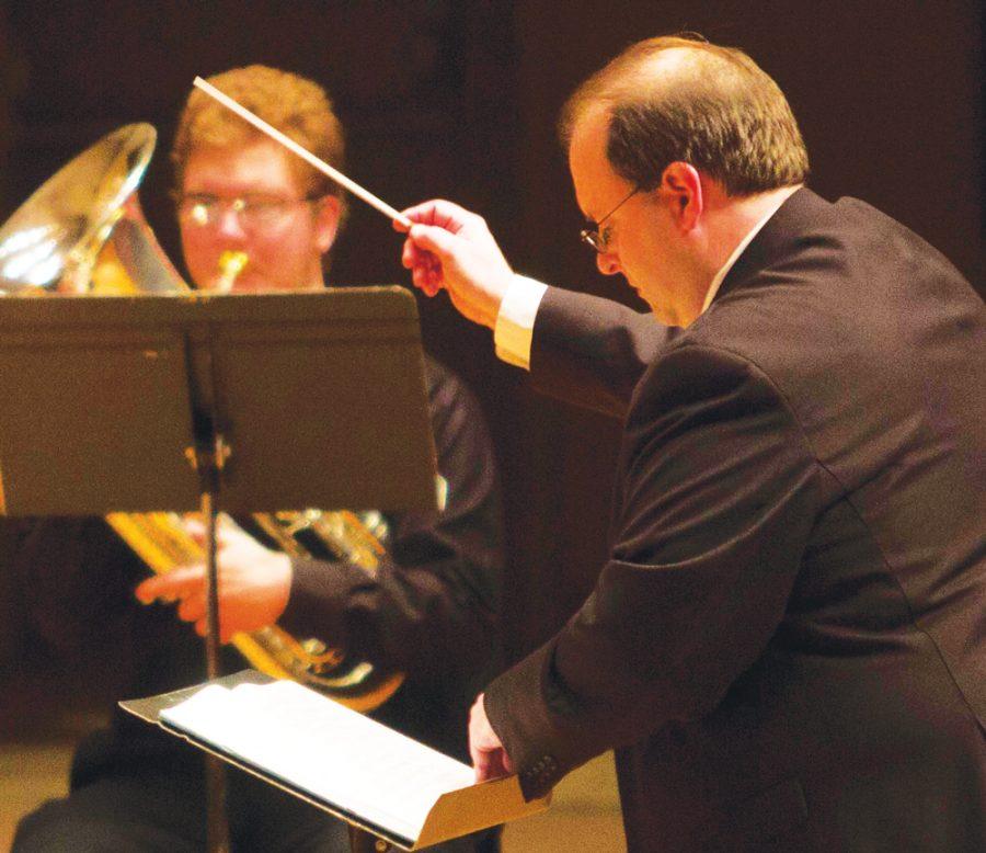 Associate+Professor+of+Music+Michael+Smith.