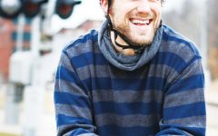 Luther alum bikes for Syrian refugees