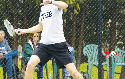 Men's Tennis: Runner-up in Automatic Qualifier Tournament