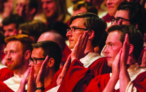 Family Weekend Concert sets the tone for Luther music ensembles