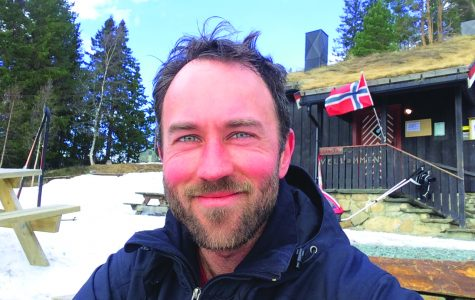 Alums welcomed back as faculty: Andy Meyer ('04) in Nordic studies department
