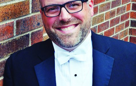 Alums welcomed back as faculty: Mark Potvin ('01) in music department