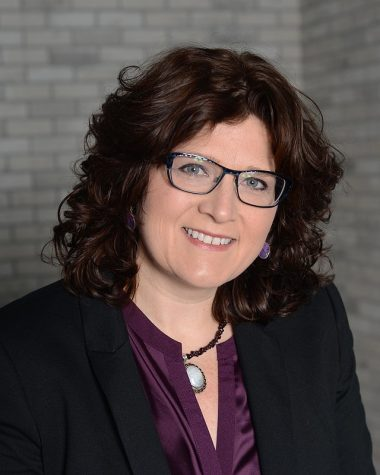 Viniard-Weiderman appointed VP for Communications and Marketing