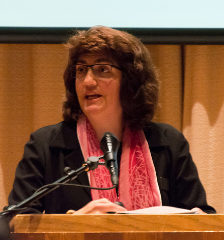 Paideia lecture highlights refugee crises