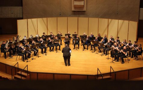Luther brass ensembles take the stage