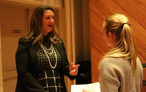 Luther alums offer leadership advice