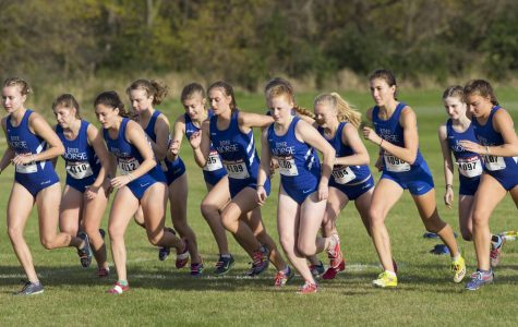 Women's cross country receives $1 million donation