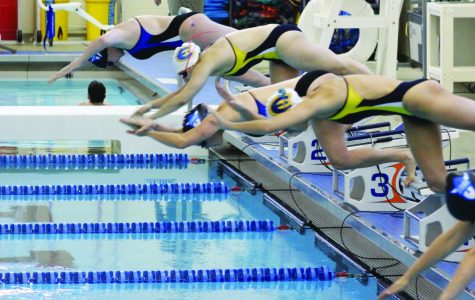 Luther faces Eau Claire in first swim meet of the season