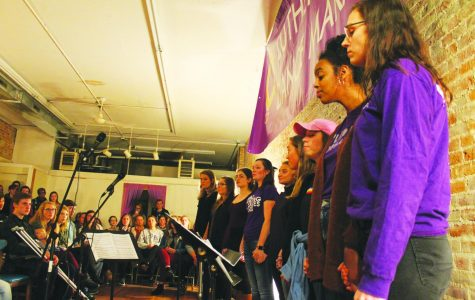LCDM holds benefit concert at The Lingonberry