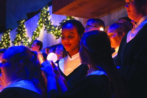 Christmas at Luther