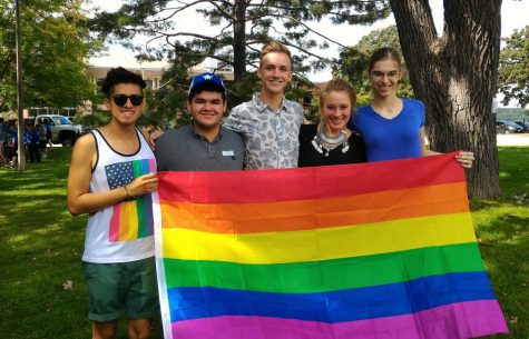Luther College PRIDE observes Transgender Day of Remembrance