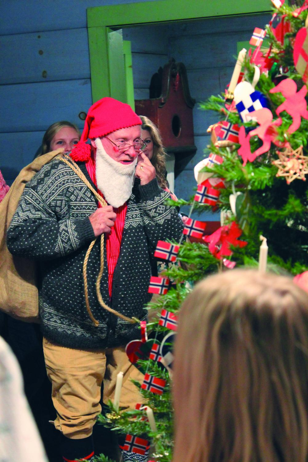 Vesterheim hosts annual traditional Norwegian Christmas celebration ...