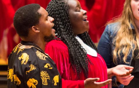Gospel Sunday celebrates with music and spirit