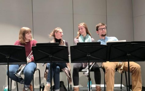 Eight Luther musicians travel to National Trumpet Competition