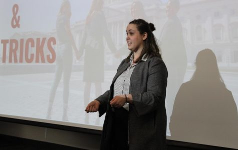 Students learn effective activism at workshop