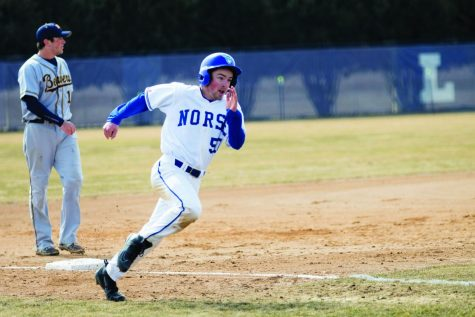 Baseball gets back into the swing of things against Central