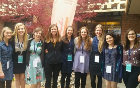 Students attend national research conferences