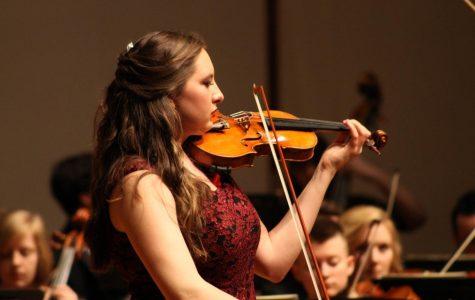 Symphony Orchestra concert showcases diverse repertoire