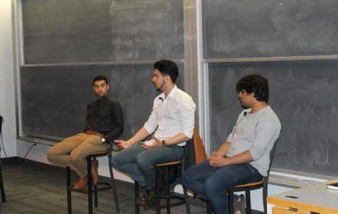 Students share stories of hope through conflict