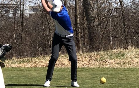 Men's golf tees off conference tournament, hopes to win third title