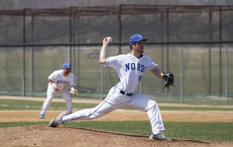 Baseball finishes 2-2 at IIAC Tournament