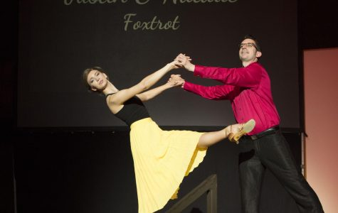 Dancing with stars for charitable causes