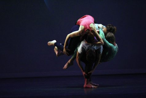 PUSH: Physical Theatre