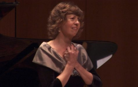 Faculty Artist Series: Impassioned stories and musical collaboration