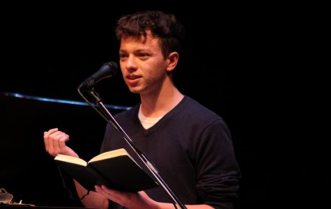 Luther hosts Writers Festival