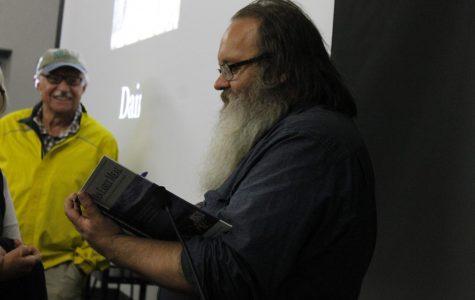 Archaeologist Daniel Serra speaks about Viking Age food